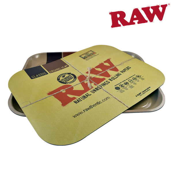Raw Mini Magnetic Tray Cover