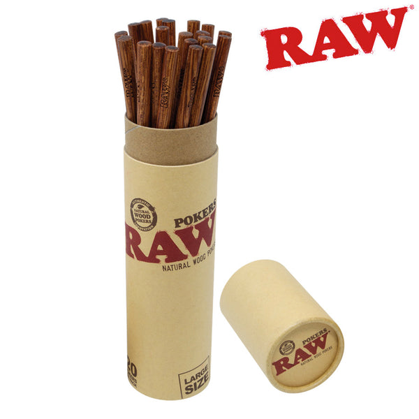 Raw Wood Pokers 224mm