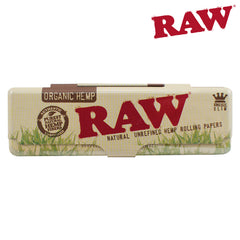 RAW Organic King Size Metal Paper Holder Case