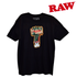 RAW Zombie Arm T-Shirt. Available in sizes small to xxl