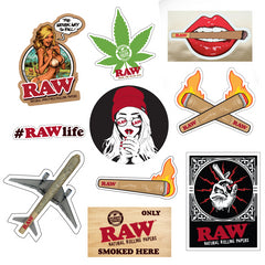 RAW Sticker Pack