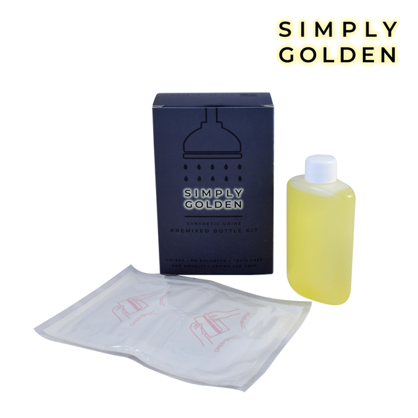 Simple Golden Synthetic 3.50z Urine