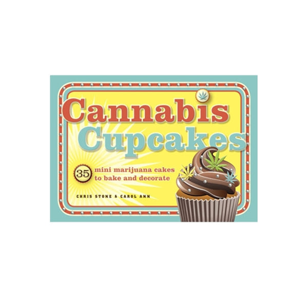 Cannabis Cupcakes - by Chris Stone