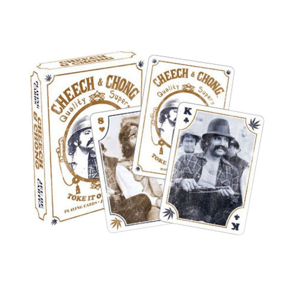 Cheech & Chong Playing Cards