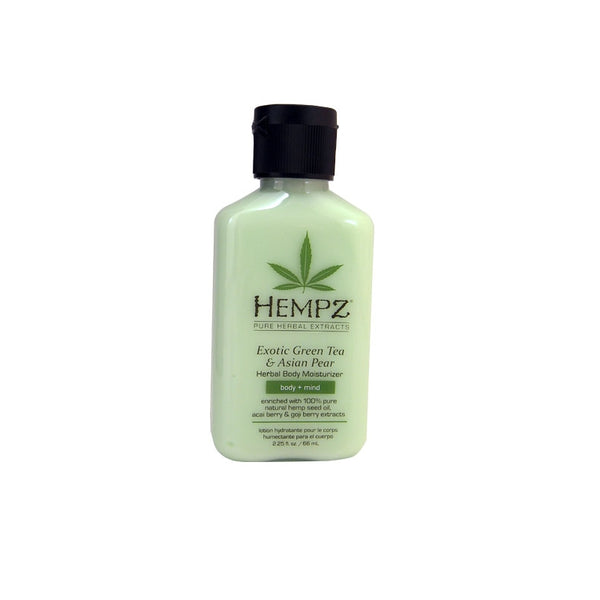 Hempz Herbal Moisturizer - Green Tea & Asian Pear - 2.25 oz.