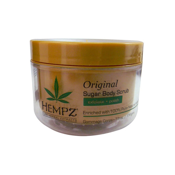 HEMPZ Sugar Scrub Orginal