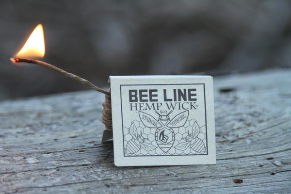 Bee Line Hemp Wick-9 FT