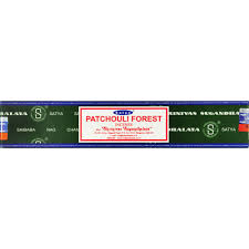 Satya Patchouli Forest Incense 15gram
