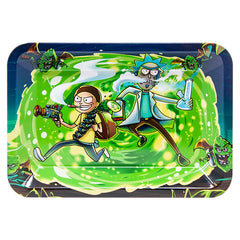 Rick and Morty Small Tray