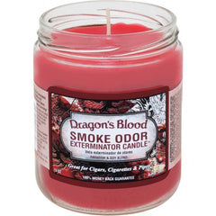 Dragons Blood Smoke Odor Candle