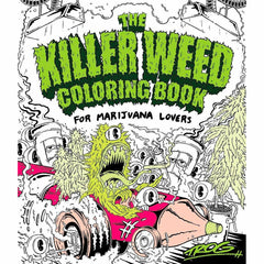 Killer Weed Colouring Book