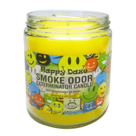 Hippie Daze Smoke Odor Candle