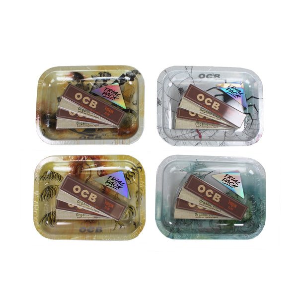 OCB Trial Pack With Tray