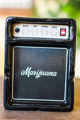 Marijuana Amp Speaker Ashtray
