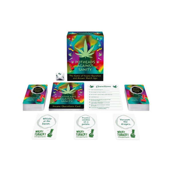Potheads Against Sanity Card Game