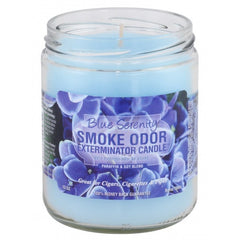 Blue Serenity Smoke Odor