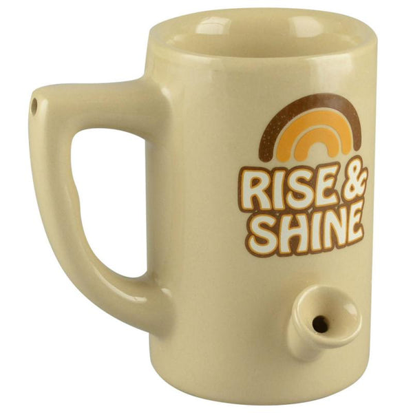 Wake & Bake 8oz Novelty Mug - Rise & Shine