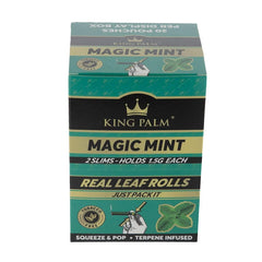 King Palm Magic Mint
