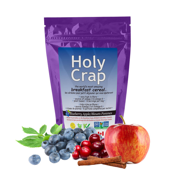 FREE BLUEBERRY APPLE CEREAL