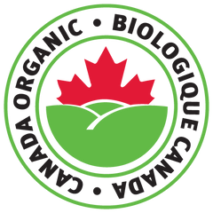 Canada Organic logo in colour