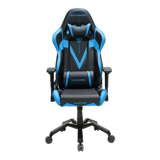 DXRacer Valkyrie Series Gaming Chair - Black/Blue