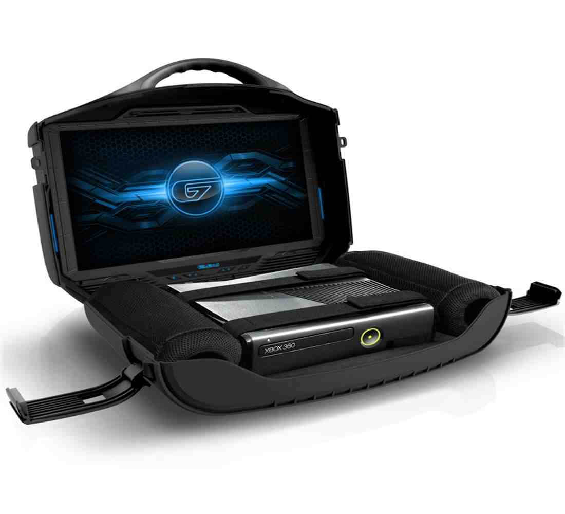 "GAEMS VANGUARD 19"" for Xbox and PlayStation - Black Edition"
