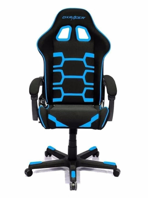 DXRACER Origin Series Gaming Chair - Black/Blue
