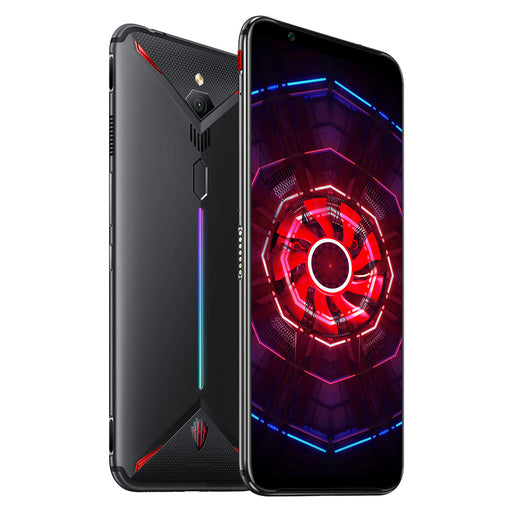 "Red Magic 3 Gaming Phone, 6.65"" HDR AMOLED, 8GB, 128GB - Black"