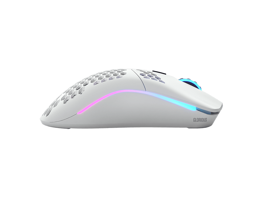 Glorious Gaming Mouse Model O Wireless - Matte White