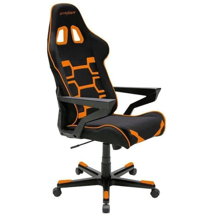 DXRACER Origin Series Gaming Chair - Black- Orange