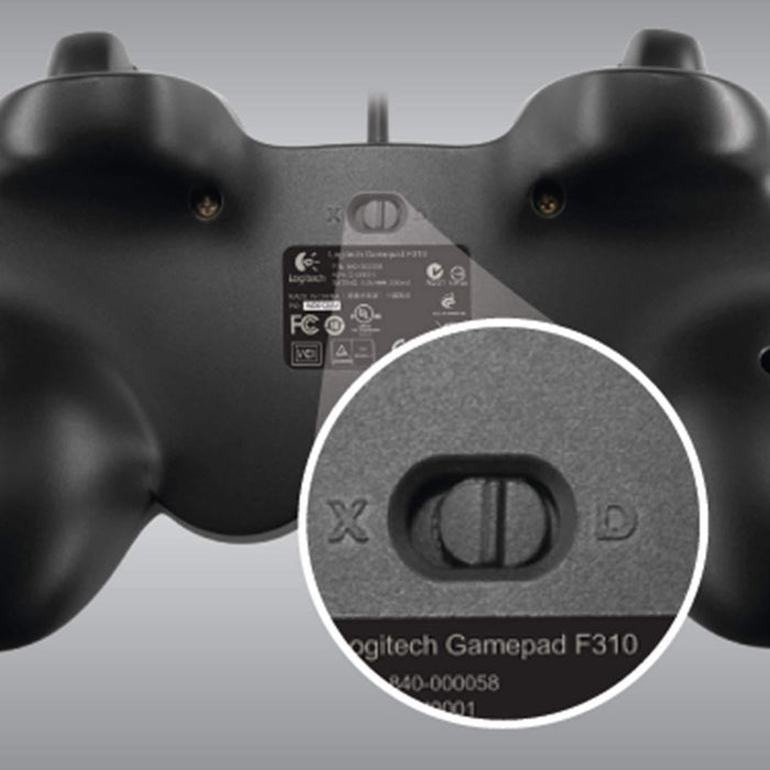 Logitech Game Pad F310