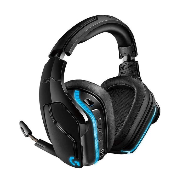 Logitech G935 Wireless 7.1 Surround Sound LIGHTSYNC RGB Gaming Headset