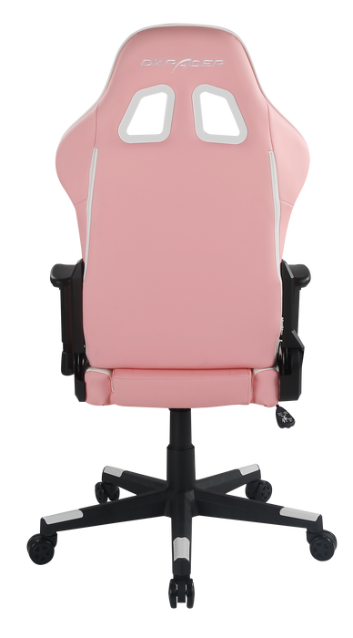 DXRacer Origin O133 Series Gaming Chair - Pink/White