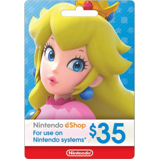 Nintendo eShop Card 35$ - US Region