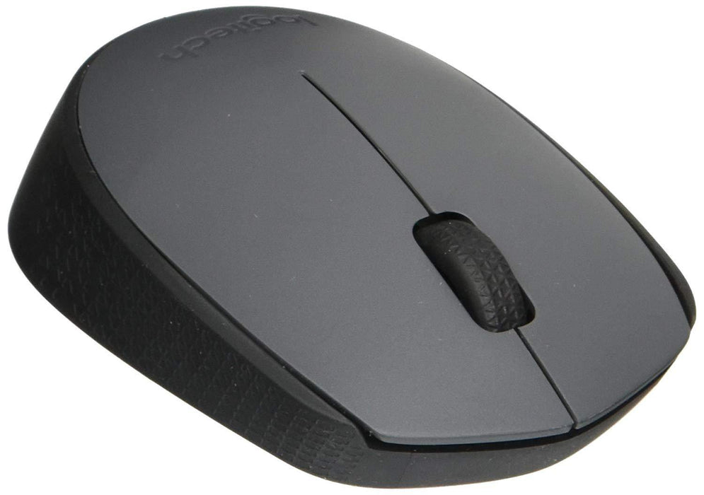 Logitech Mouse M170 Wireless - Gray