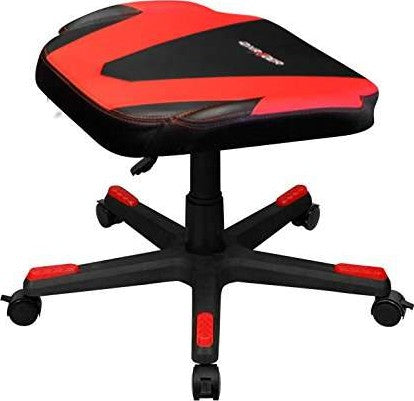DXRacer Foot Stool - Black/Red