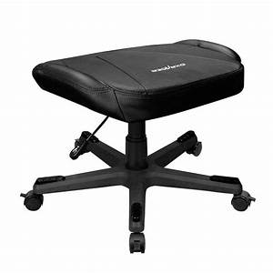 DXRacer Foot Stool - Black