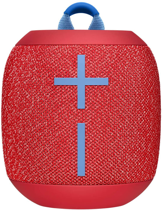 LOGITECH ULTIMATE EARS WONDERBOOM 2 - RADICAL RED - BT - EMEA