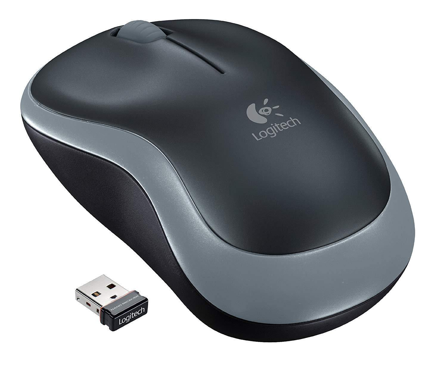Logitech Mouse M185 Wireless Nano