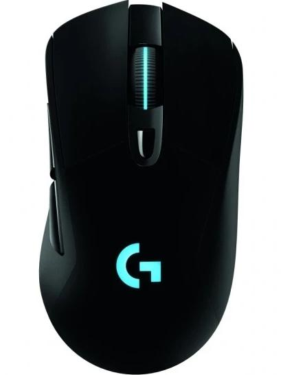 Logitech G703 LIGHTSPEED Wireless Gaming Mouse with Hero Sensor