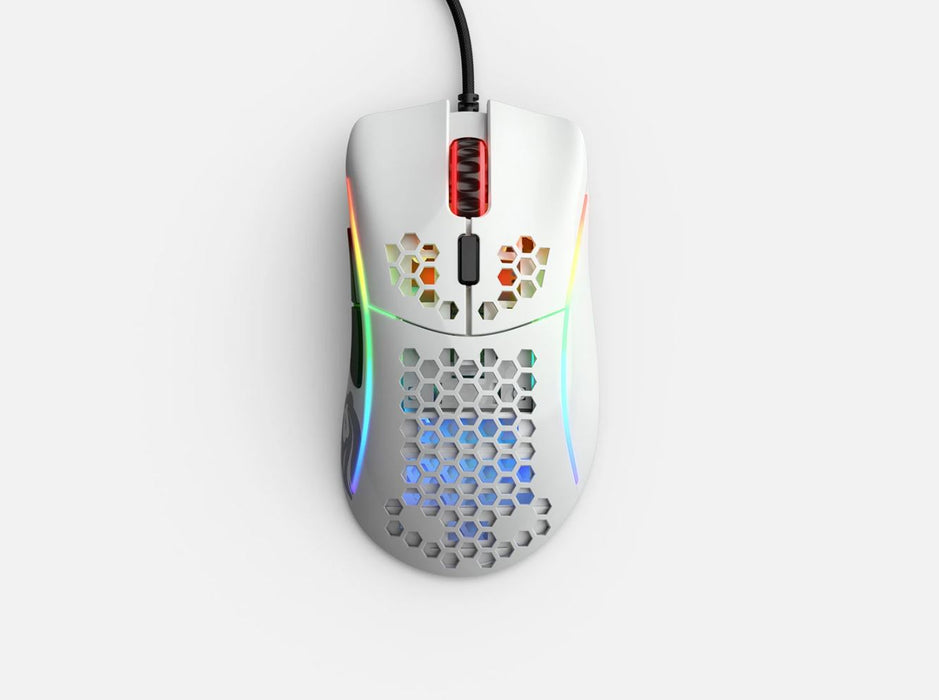 Glorious Gaming Mouse Model D Minus - Glossy White