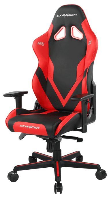 DXRacer G-Series Gaming Chair - Black/Red