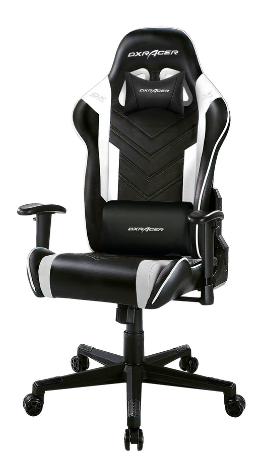 DXRacer Origin O132 Series Gaming Chair - Black/White