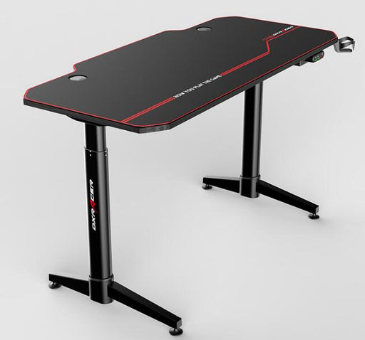 DXRacer EL-1140 Lifting Gaming Desk - Black
