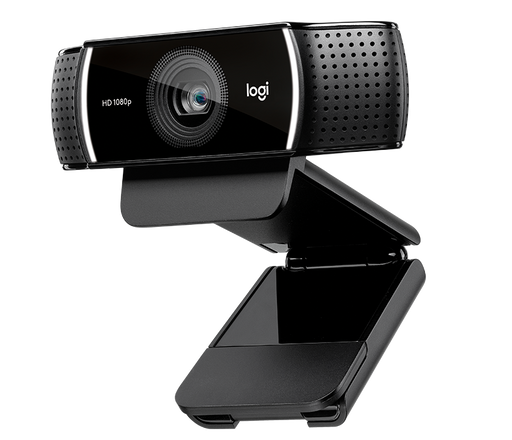 Logitech Webcam C922 HD Pro Streaming