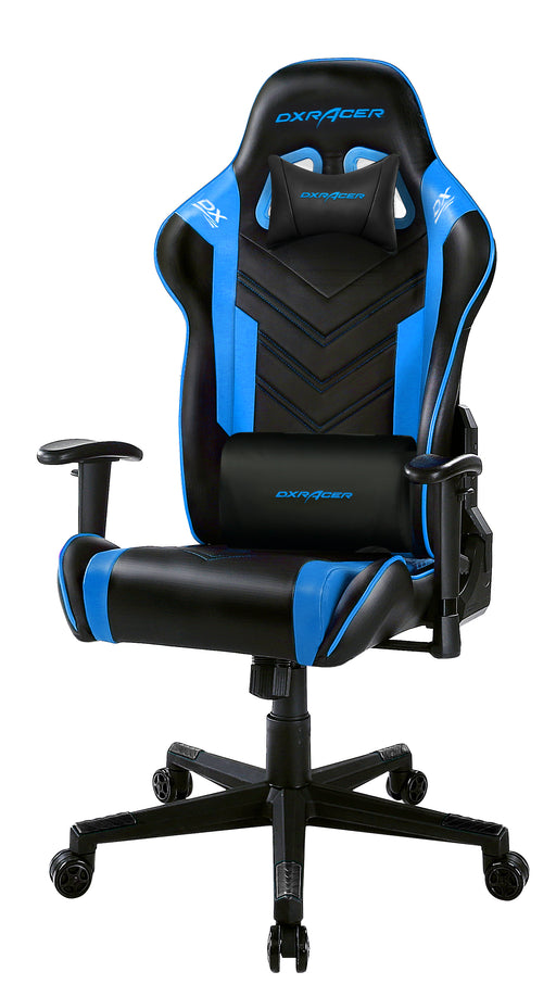 DXRacer Origin O132 Series Gaming Chair - Black/Blue