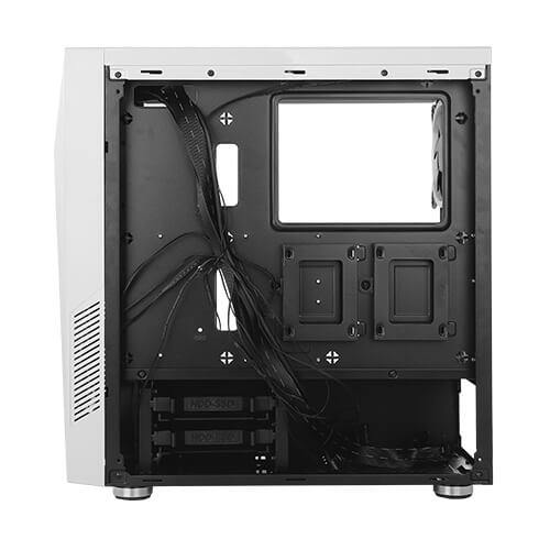 Antec NX300 Mid Tower Gaming Case - White