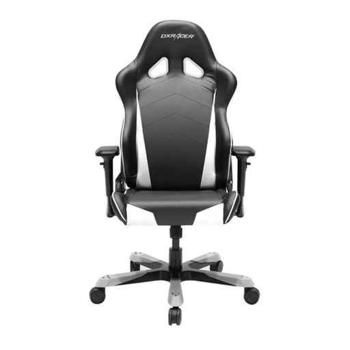 DXRACER Tank Series Gaming Chair - Black/White