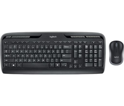 Logitech MK330 Wireless Desktop- Arb/Eng