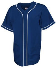 Team Baseball Jersey With Graduation Year